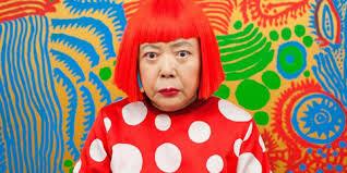 Yayoi Kusama – – – Histoire de l'art du XXe siècle – – licence pro ...